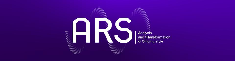 ARS   Analyse et tRansformation du Style de chant